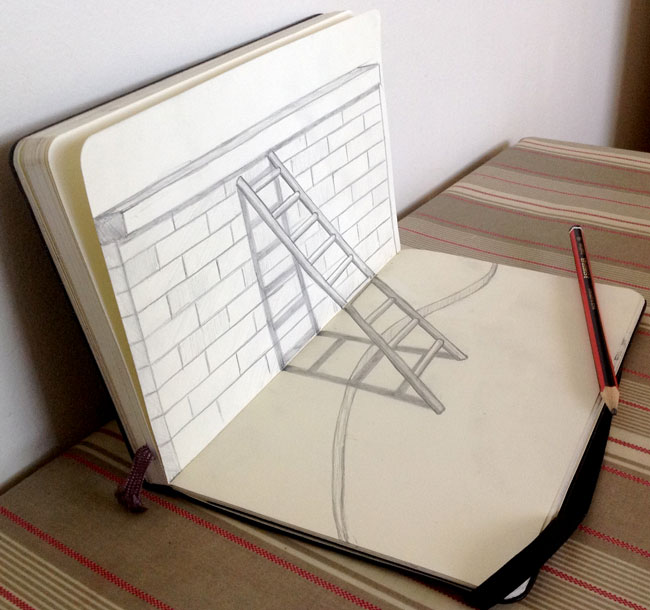 have fun with 3d drawings